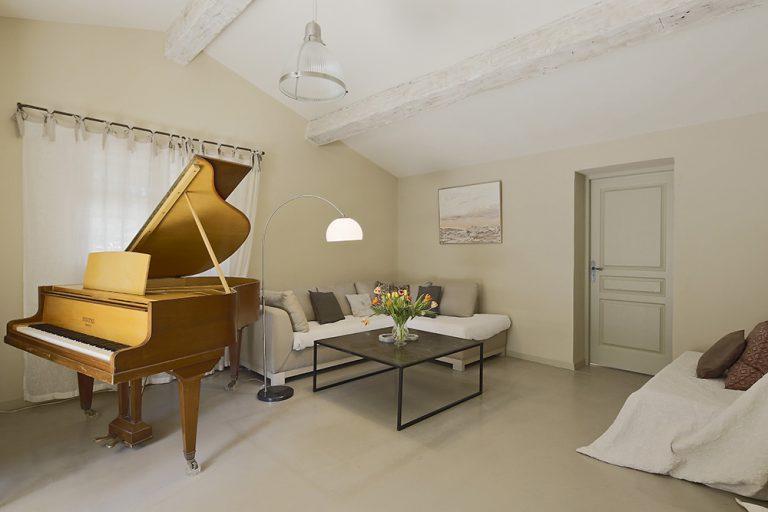 Les mélomanes trouveront leur bonheur avec ce piano