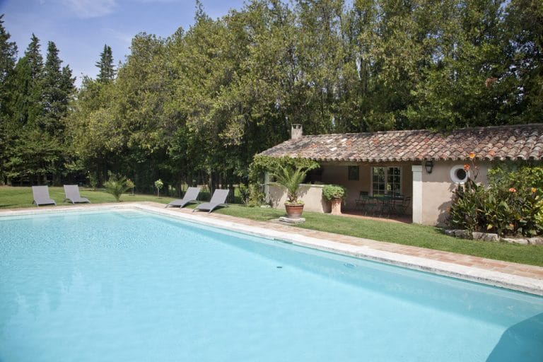 piscine location saint remy de provence