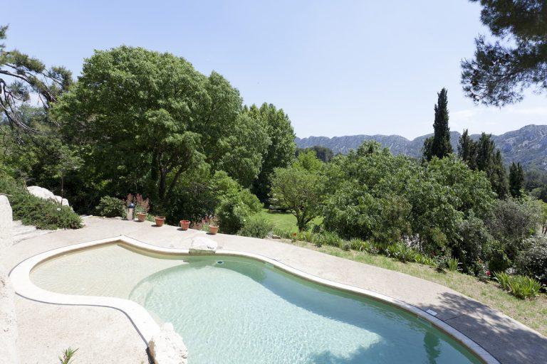 10 saint remy location alpilles avec piscine10